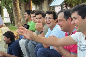 Los Seminaristas 2013