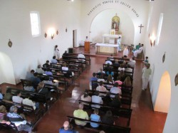 Misa en la Capilla