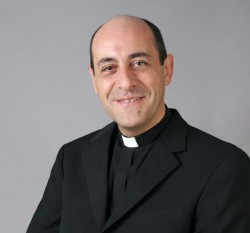 Actual rector de la UCA, nombrado Arzobispo de Tiburnia por el Papa Francisco