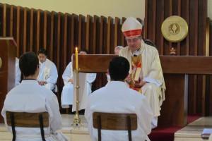 Ministerios de los Seminaristas