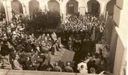 Inauguración del Seminario 04 de abril de 1943