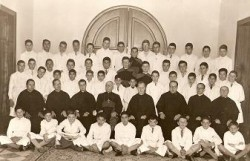 Los 22 seminaristas