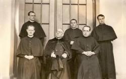 Primeros Padres a cargo del Seminario