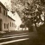 Frente del Seminario a fines de los ´40