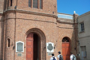 La Peregrinación del Seminario al Santo Cristo de Reducción