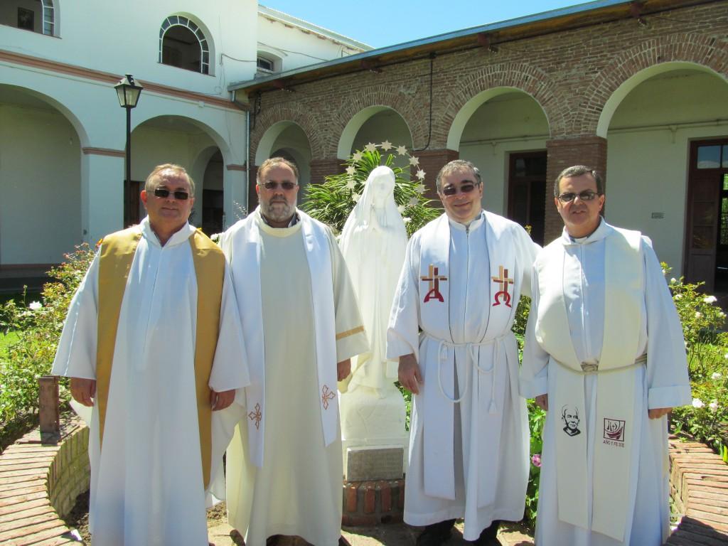 25 años de sacerdotes