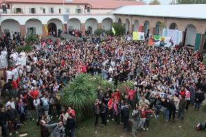 Los Jóvenes Visitan al Seminario 4