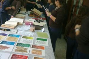 Visita Guiada a la Biblioteca Juan B. Fassi