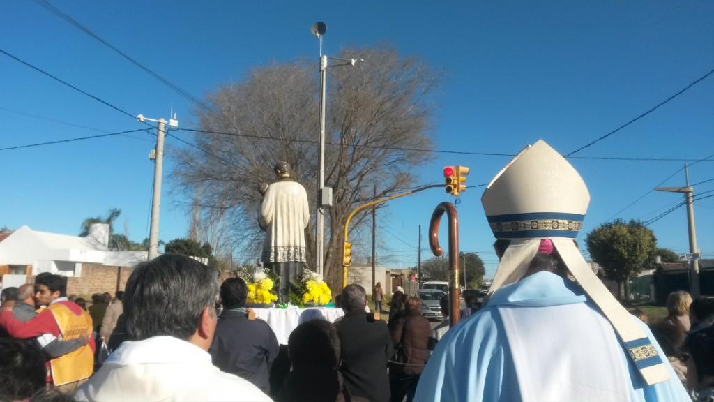Obispo en San Cayetano