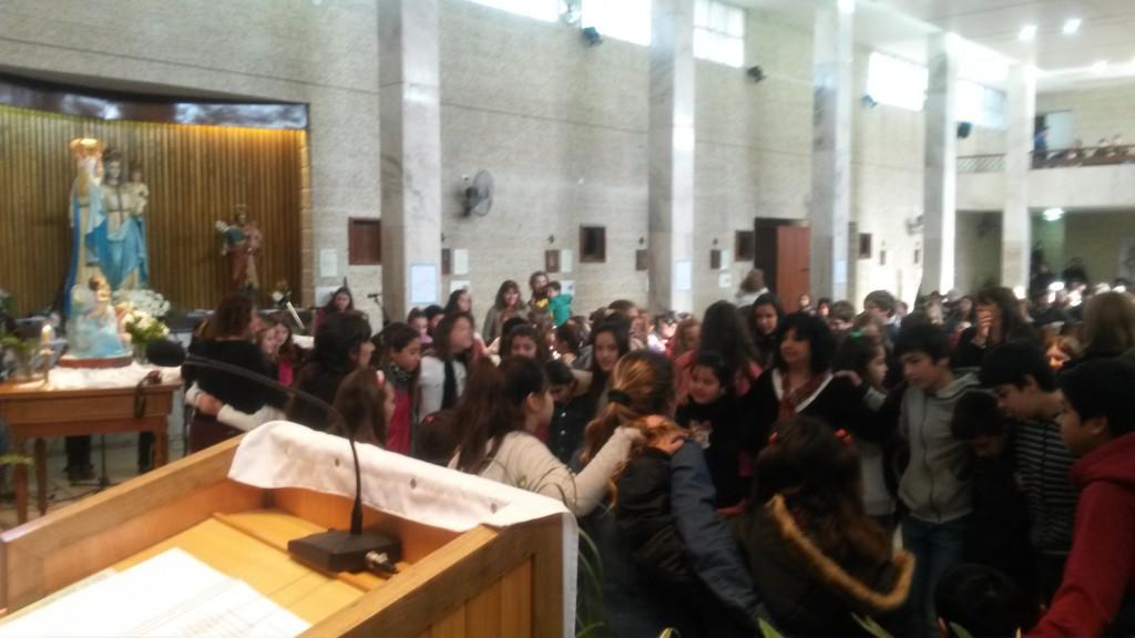 Obispo en San Cayetano 2