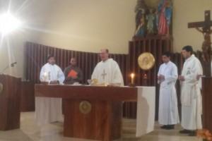 Fidelidad de Cristo: El Padre Ignacio Costa celebró 59 años de su ordenación sacerdotal