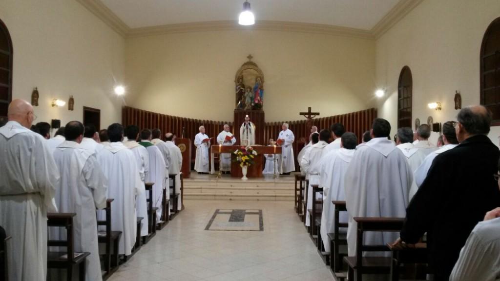 Celebración de la Misa