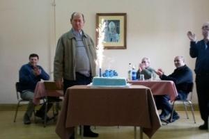 Cumpleaños del Padre Ignacio Costa