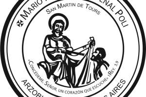 El Cardenal Poli despidió al Padre Ignacio Costa