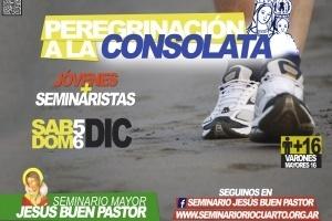 Peregrinación de Jóvenes y Seminaristas al Santuario de la Consolata