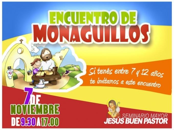 ENCUENTRO MONAGUILLOS