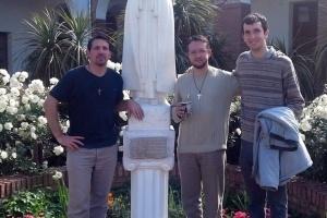 Seminaristas Aprobaron el Bachillerato