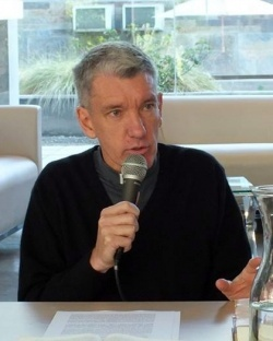 G. Söding en la Universidad Católica de Chile