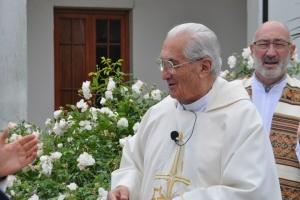 Festejamos los 60 Años de Sacerdote del P. Estrada