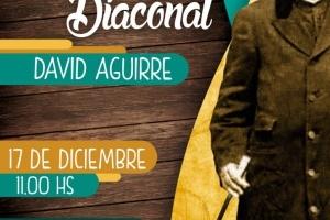 Ordenación de David Aguirre
