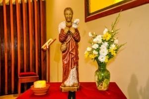 Novena y Fiesta en Honor al Buen Pastor