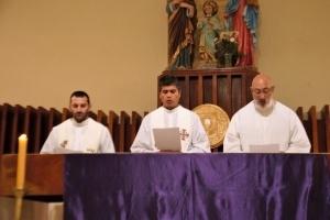 Asunción De Nuevos Formadores y Rector De Nuestro Seminario