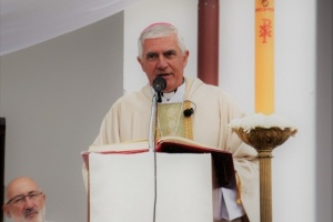Homilía del Obispo en el Encuentro de Jóvenes en el Seminario