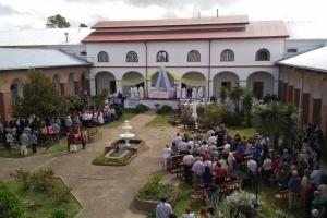 Nuestra Casa Celebró Su 75° Aniversario Con Una Gran Misa