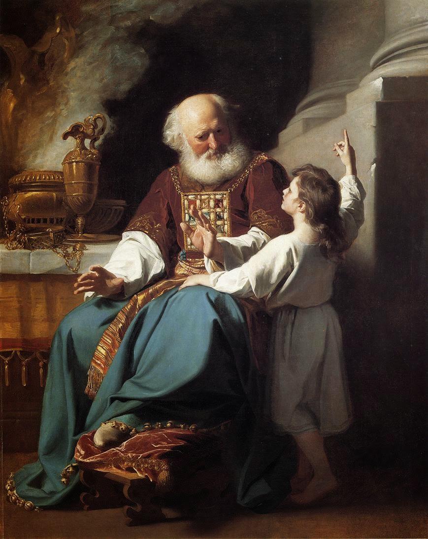 Novena: Día 1 – La Vocación de Samuel