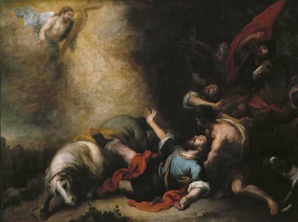 Novena: Día 7 – La Vocación de Pablo