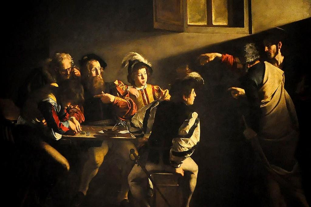 Novena: Día 6 – La Vocación de Mateo
